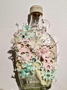 Flasche komplett