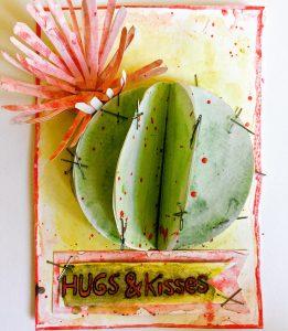 Kaktuskarte